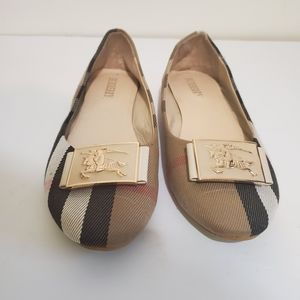 Shoes - Burberry slip-ons